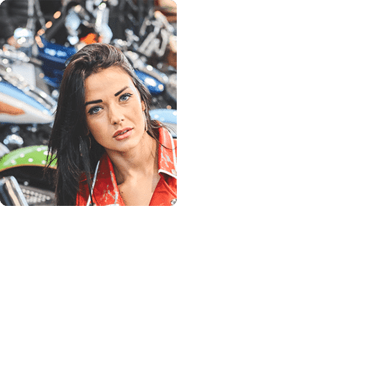 le hostess di Motor Bike Expo