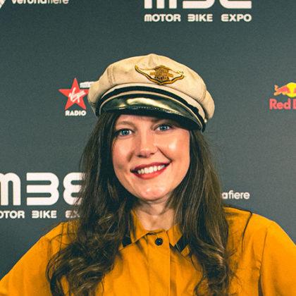Brittney Olsen a MBE 2020