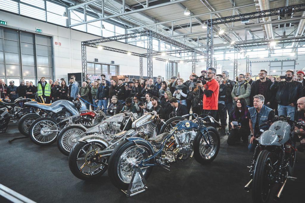 MBE Award Motor Bike Expo
