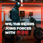 """MBE 2020 patrocinato dalla FIM e partner della grande campagna mondiale """"We, the Riders"""