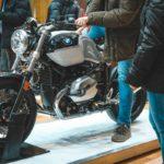 Spicca la première italiana della concept custom BMW Motorrad R18/2 a MBE 2020