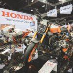 lo stand Honda è il più grande di sempre a MBE 2020