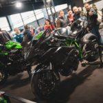 """Kawasaki a MBE 2020 espone la """"supercharger"""" Z H2 e tutti i nuovi modelli"""