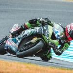 Kawasaki Puccetti Racing presenta la squadra del mondiale SBK a MBE 2020