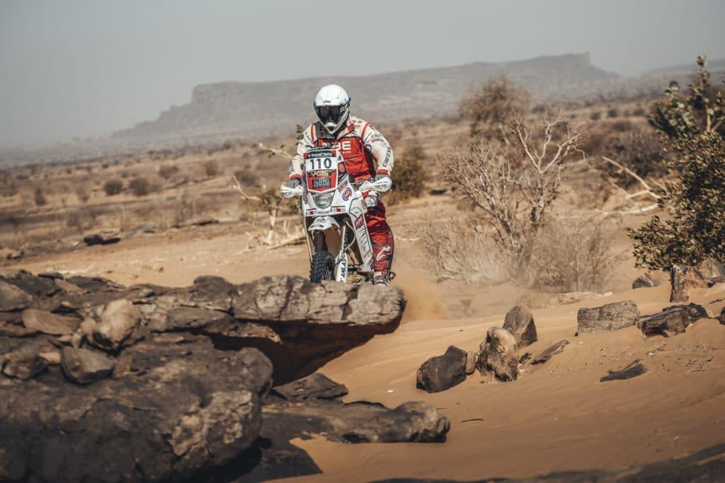 Franco Picco con Motor Bike Expo