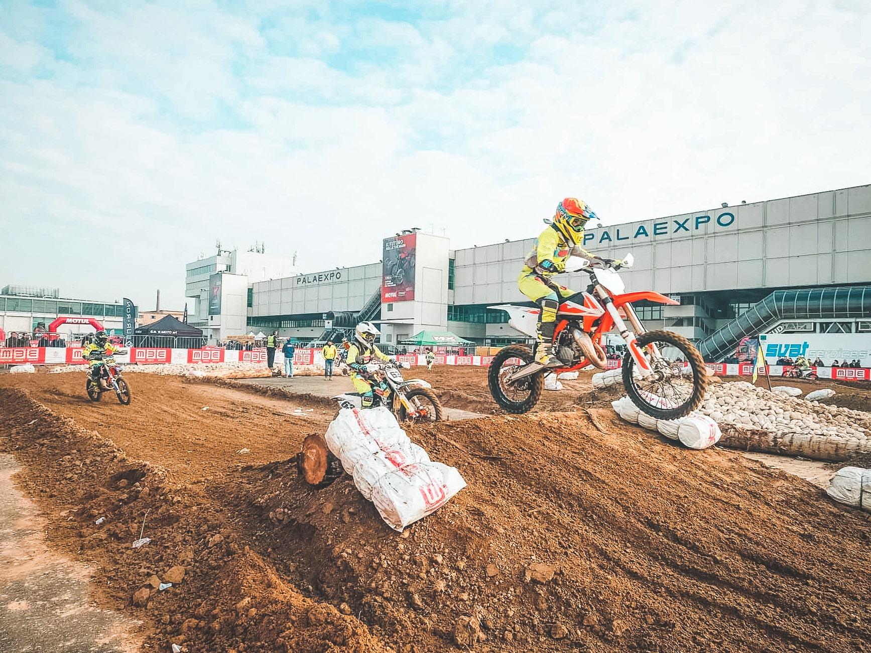 A Giavera del Montello (TV) si riparte coi corsi Motociclismo