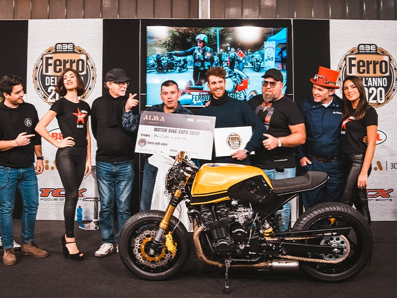 contest Ferro Motor Bike Expo