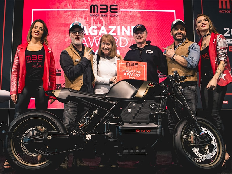 contest Magazine Award Motor Bike Expo