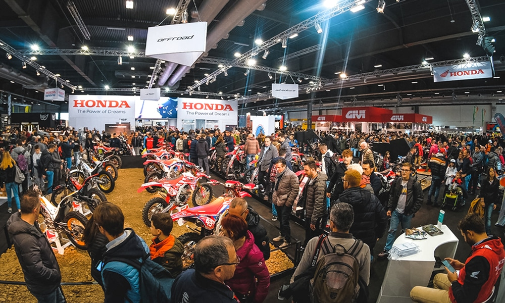 Esponi a Motor Bike Expo