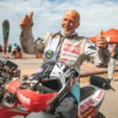 Franco Picco scrive un'altra incredibile pagina dei Rally raid